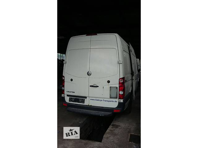 купить бу Б/у Дверь задняя высокая, передняя, боковая здвижная на Mercedes Sprinter 2,5 tdi в Луцке