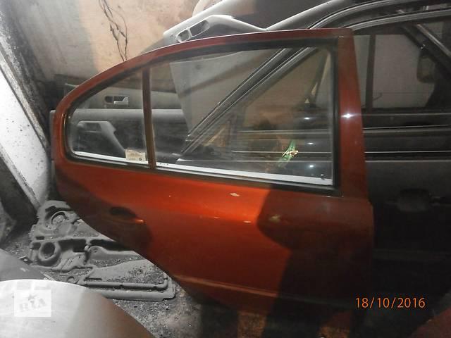 продам Б/у двері задні для седана Skoda Octavia A5 бу в Львове