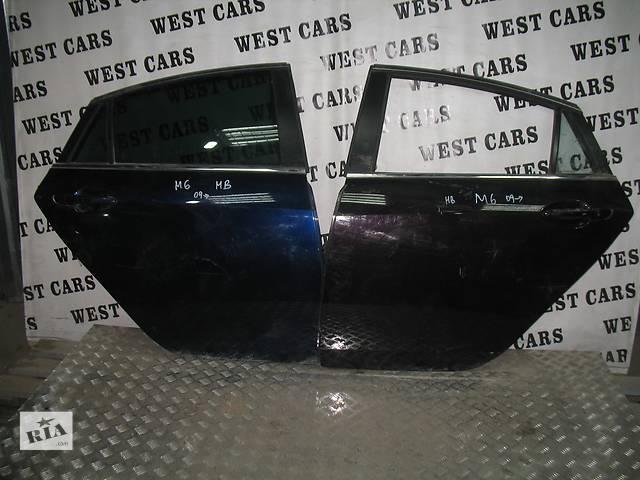 продам б/у Двери/багажник и компоненты Дверь задняя Легковой Mazda 6 2008 бу в Луцке