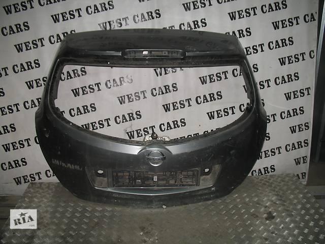 продам б/у Двери/багажник и компоненты Крышка багажника Легковое авто Nissan Murano 2006 бу в Луцке