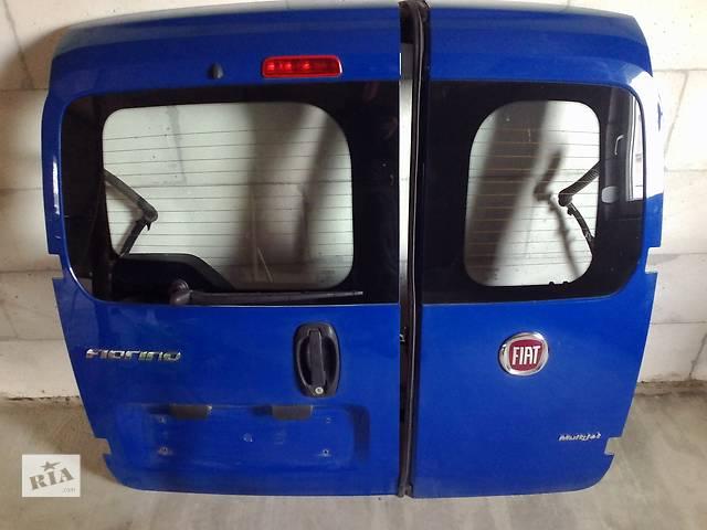 бу Б/у Двери боковые.Передние.Задние Fiat Fiorino Qubo Nemo Bipper в Хмельницком