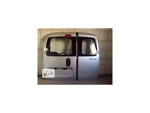 купить бу Б/у Двери задние Комплектные Peugeot Bipper Nemo Fiorino Qubo в Хмельницком