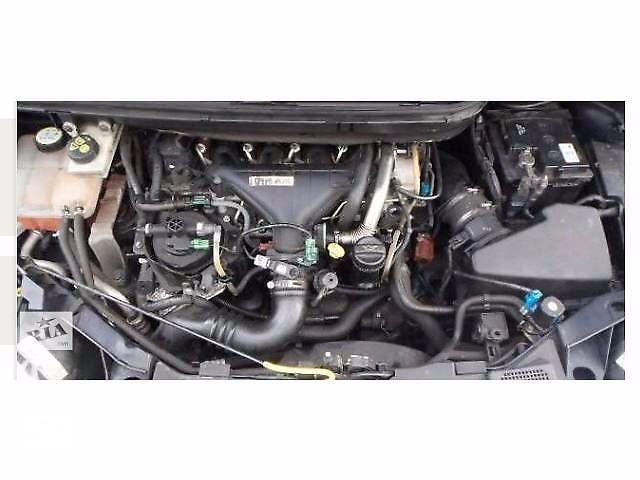 бу Б/у Двигатель 2.0 TDCI Ford C-Max.FOCUS. 2006г в Львове