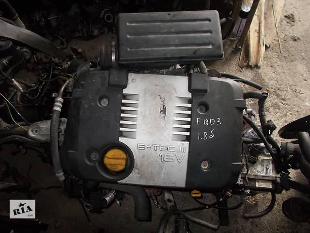 купить бу Б/у Двигатель Chevrolet Epica 1,8 бензин 16V № F18D3 в Стрые