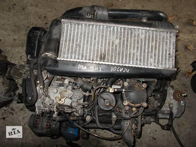 Б/у Двигатель Citroen Jumper 1,9td № PSA DHY- объявление о продаже  в Стрые