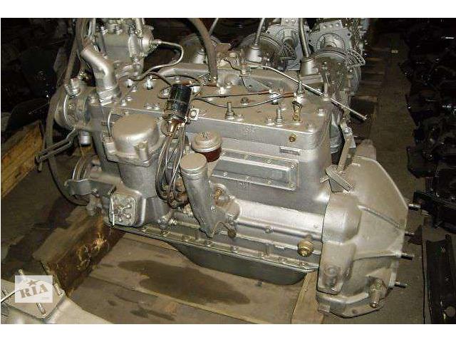 Б/у двигатель для грузовика ГАЗ 52- объявление о продаже  в Березному (Ровенской обл.)