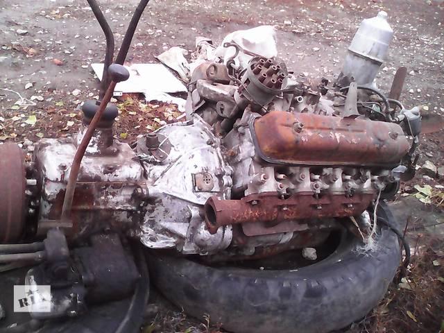 бу Б/у двигатель для грузовика ГАЗ 53 в Яготине