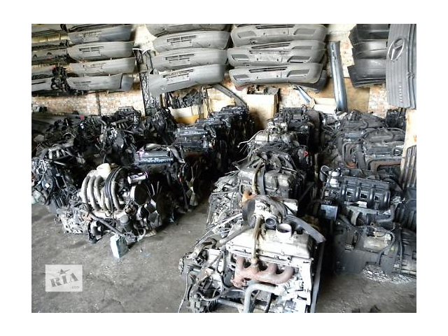 купить бу Б/у двигатель для грузовика Hyundai Matrix в Львове