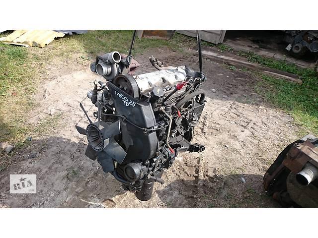 бу Б/у двигатель для грузовика Iveco Daily 2.5Турбо дизель 2.5простий в Львове