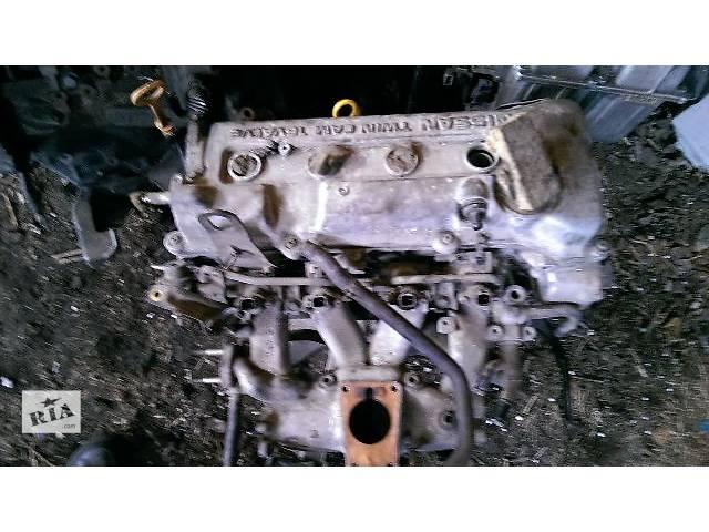 Б/у двигатель для хэтчбека Nissan Sunny 1.4 л. 16 valve- объявление о продаже  в Житомире