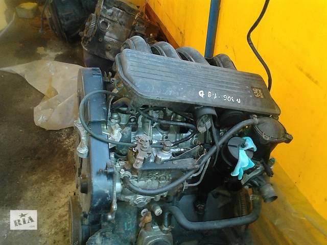 купить бу Б/у двигатель для хэтчбека Peugeot 306 в Одессе