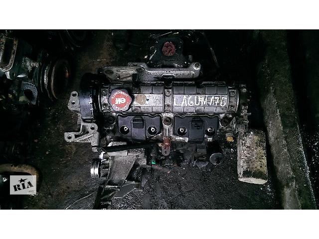 бу Б/у двигатель для хэтчбека Renault Laguna в Житомире