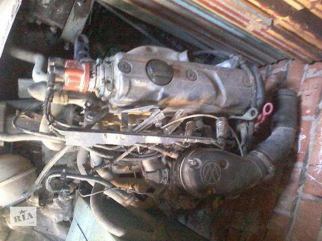 продам Б/у двигатель для хэтчбека Volkswagen Golf III бу в Дрогобыче