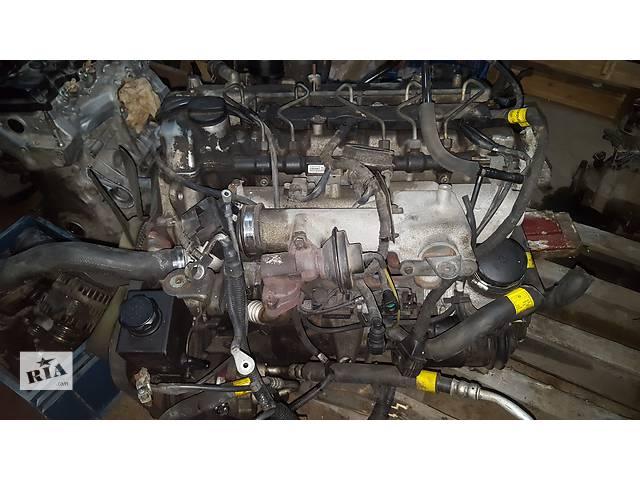 бу Б/у двигатель для кроссовера SsangYong Rexton 2.7 в Ровно