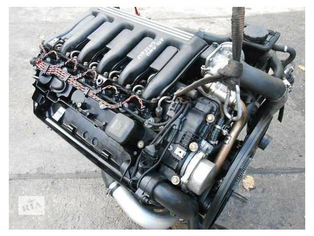бу Б/у двигатель для легкового авто BMW 5 Series e39 2.5 D в Ужгороде