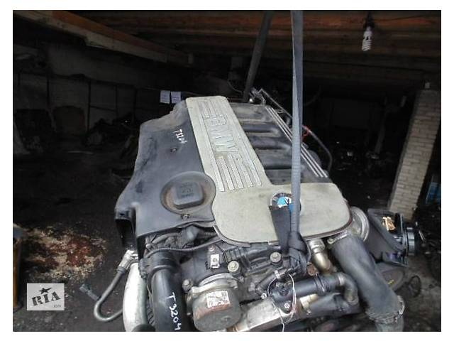 бу Б/у двигатель для легкового авто BMW 5 Series e39 TDS в Ужгороде