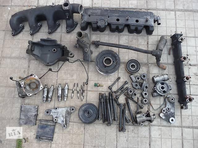 продам Б/у двигатель для легкового авто Chrysler Voyager 2.5TD По запчастям бу в Харькове