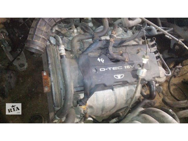 купить бу Б/у двигатель для легкового авто Daewoo в Яворове (Львовской обл.)