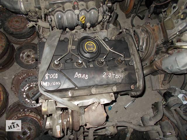 продам Б/у Двигатель Ford Mondeo 2.0 tdci № BBAB бу в Стрые