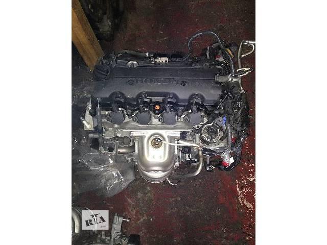 бу Б/у двигатель для легкового авто Honda CR-V в Киеве