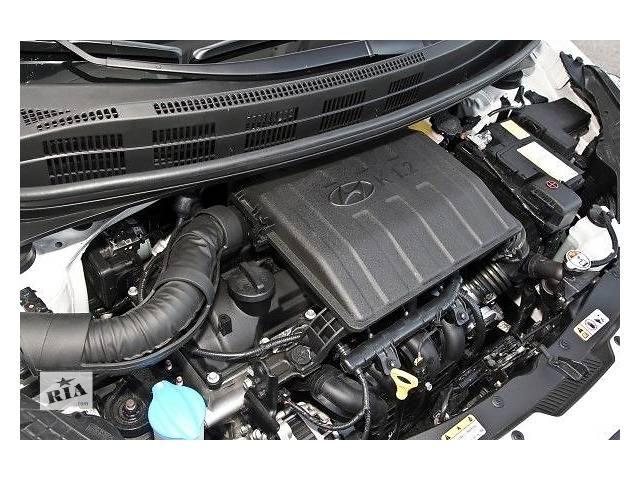продам Б/у двигатель для легкового авто Hyundai i10 бу в Ужгороде