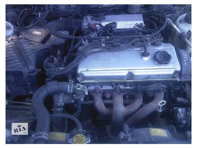 Б/у двигатель для легкового авто Mitsubishi Carisma 2.0- объявление о продаже  в Ужгороде