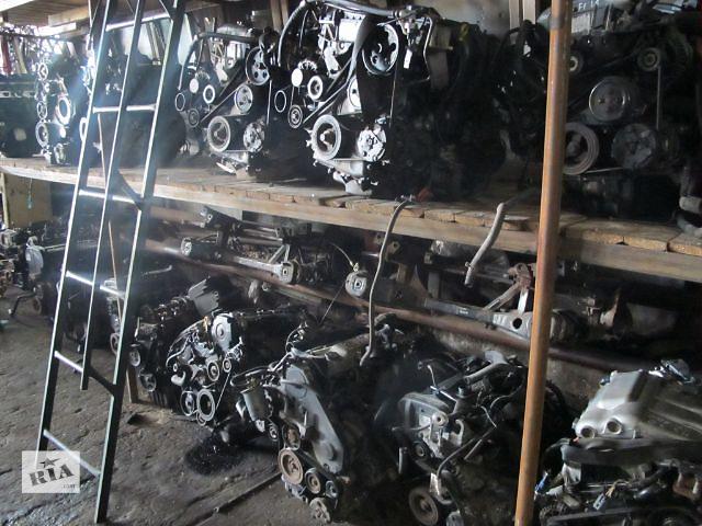 продам Б/у двигатель для легкового авто Nissan Murano бу в Львове