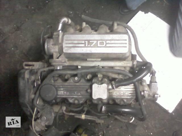 Б/у двигатель для легкового авто Opel Vectra A 1,7Д- объявление о продаже  в Луцке