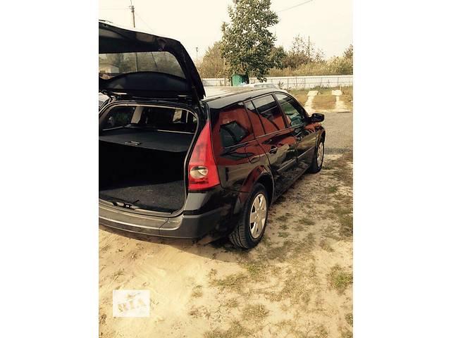 купить бу Б/у двигатель для легкового авто Renault Megane II  в Костополе