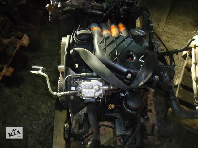бу Б/у двигун для легкового авто Seat Inca 1.9 sdi AYQ в Львове