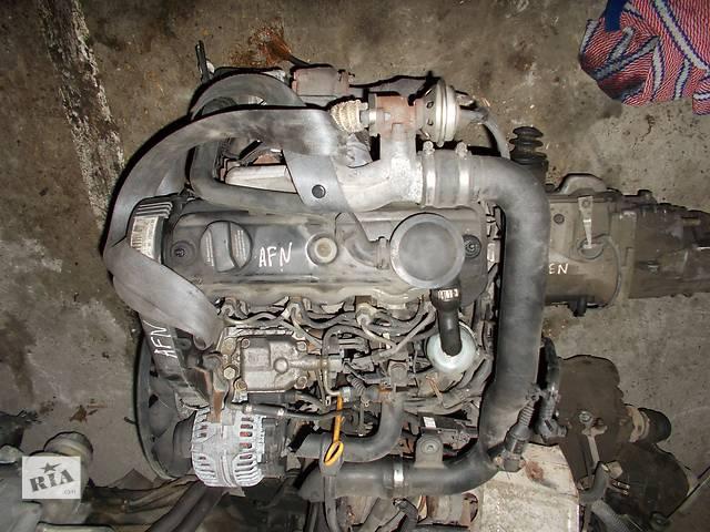 продам Б/у Двигатель Skoda Octavia 1,9tdi № AFN бу в Стрые