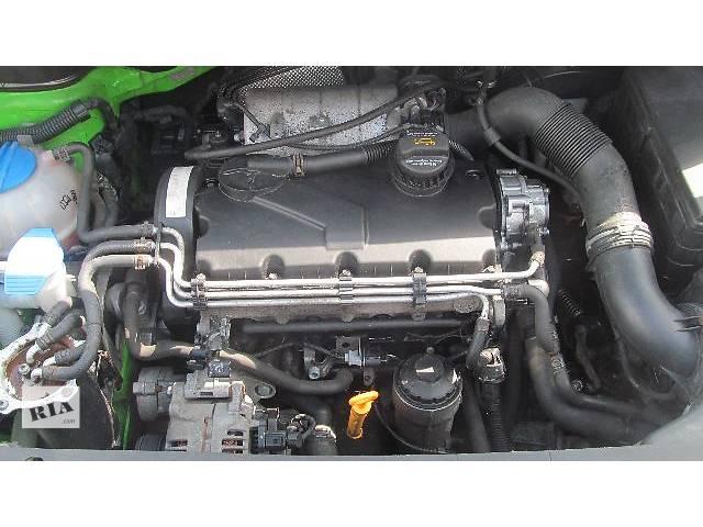 купить бу Б/у двигатель для легкового авто Volkswagen Caddy в Яворове (Львовской обл.)