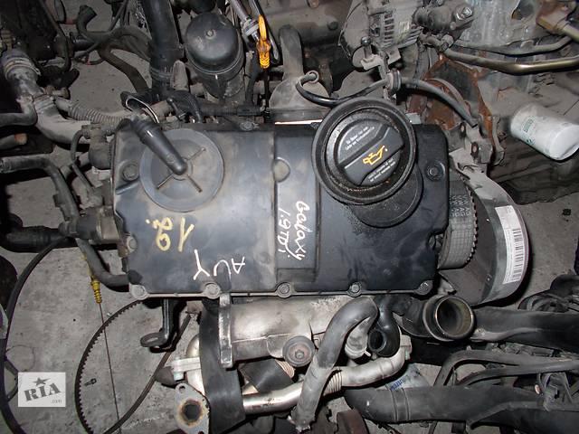 продам Б/у Двигатель Volkswagen Jetta 1,9tdi № AUY бу в Стрые
