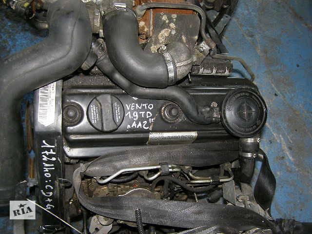 бу Б/у двигатель для легкового авто Volkswagen Passat B3 1,9тд-1,9д в Луцке