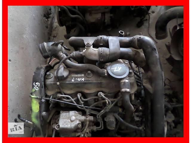 продам Б/у Двигатель Volkswagen Passat B4 1,9tdi № 1Z бу в Стрые