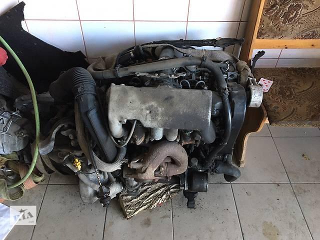 Б/у двигатель для минивена Citroen Jumpy- объявление о продаже  в Дубно (Ровенской обл.)