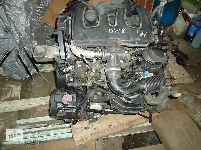 Б/у двигатель для минивена Peugeot Partner- объявление о продаже  в Фастове