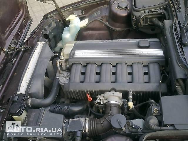 бу Б/у двигатель для седана BMW 520 в Стрые