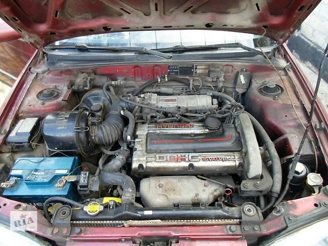 купить бу Б/у двигатель для седана Hyundai Lantra в Днепрорудном