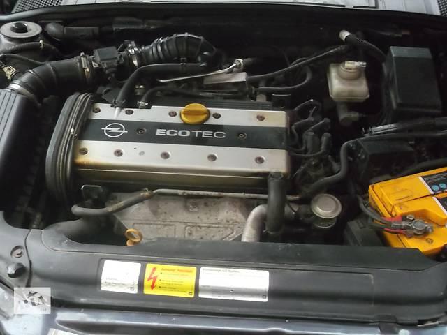 продам Б/у двигатель для седана Opel Vectra B 1,8 16V бу в Лебедине (Сумской обл.)