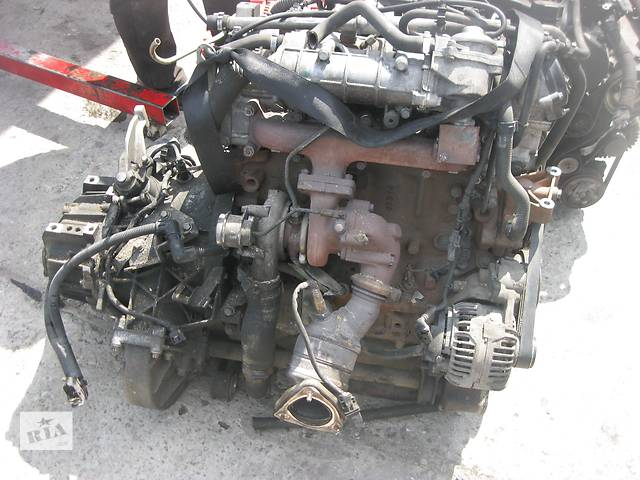 продам Б/у двигатель Fiat Ducato 3.0 2006- бу в Ровно