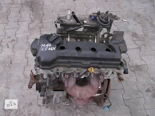 Б/у двигатель Nissan Almera- объявление о продаже  в Киеве
