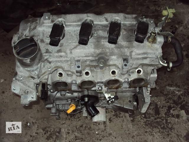 купить бу Б/у двигатель  Nissan TIIDA в Киеве