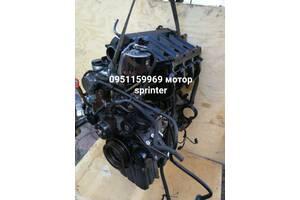 Б/у Двигатель OM 611 2.2CDI Mercedes Sprinte\ Мерседес Спринте