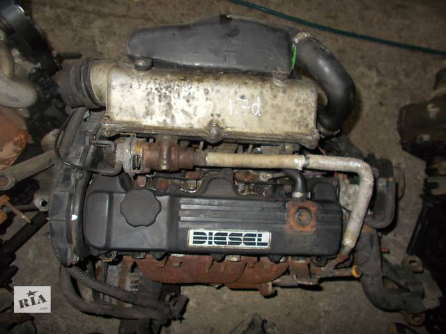 продам Б/у Двигатель Opel Corsa 1,7d isuzu бу в Стрые