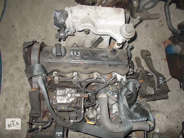 Б/у Двигатель Seat Ibiza 1.9 D SDI № AEY 1996-1999- объявление о продаже  в Стрые