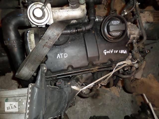 бу Б/у Двигатель Seat Ibiza 1.9 tdi № ATD в Стрые