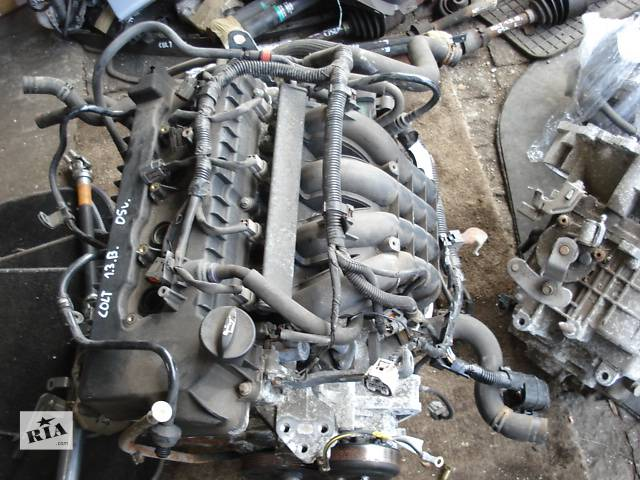 бу Б/у Двигатель в сборе Mitsubishi Colt 1.3 в Киеве