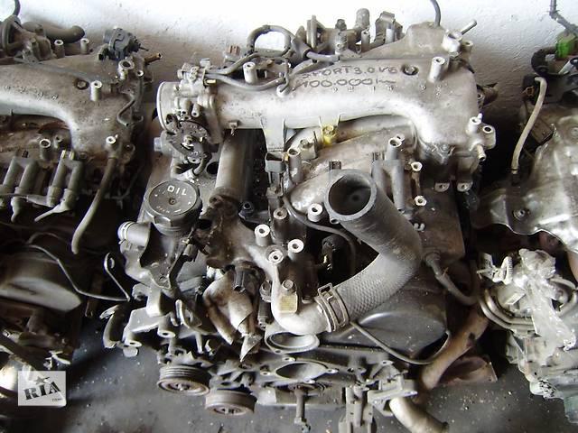 продам Б/у Двигатель в сборе Mitsubishi Pajero Sport 3.0 бу в Киеве