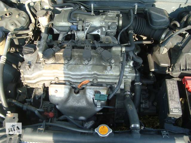 Б/у Двигатель в сборе Nissan Almera Classic- объявление о продаже  в Киеве
